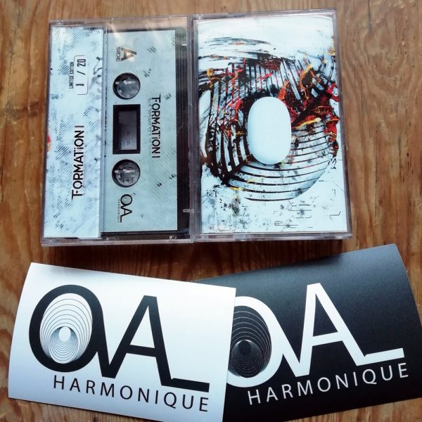 OHCAS002 - Promo (Oval Harmonique)