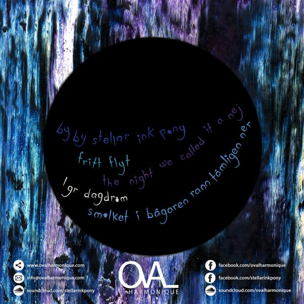 OHDIG003 - Back (Oval Harmonique)